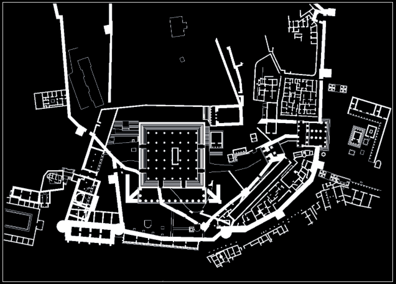 the mysteries at eleusis layout